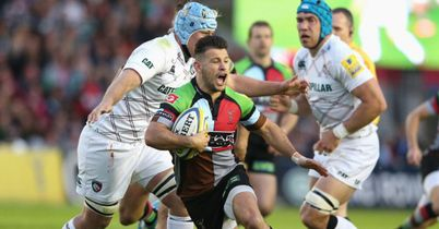 Quins beat Tigers in Stoop thriller