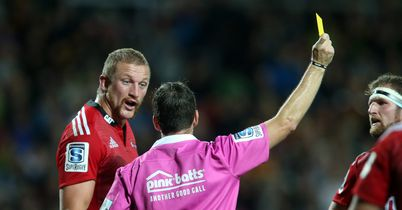 Four Super Rugby locks cited, banned