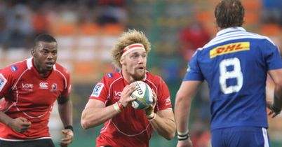 Lions name touring squad