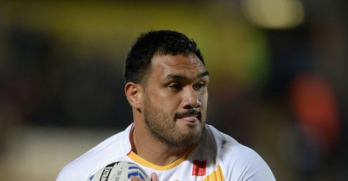 Jeff Lima Catalan Dragons