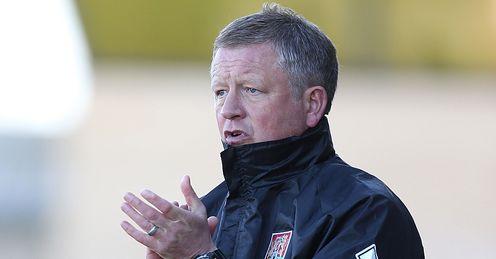 Wilder pleased with Northampton