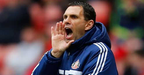Gus Poyet: 'has done a terrific job at Sunderland whatever happens this season'