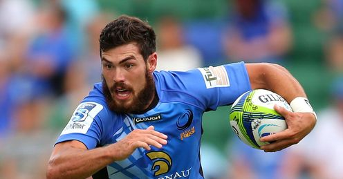 Jayden Hayward Western force 2014