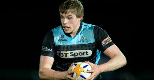 Jonny Gray Glasgow Warriors