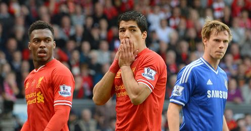 Liverpool: frustrated by Chelsea's tactics - but Carragher has no complaints