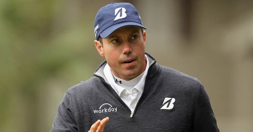 Kuchar in the mix at RBC Heritage