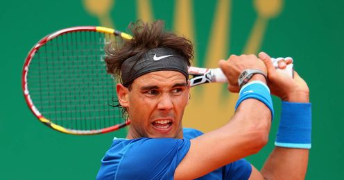 Rafa Nadal: Lost to David Ferrer at the Monte Carlo Masters