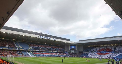 Rangers offer Ibrox assurances
