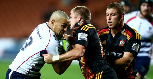 CHIEFS REBELS SUPER RUGBY