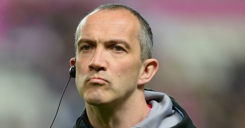 CONOR O'SHEA HARLEQUINS HEAD COACH