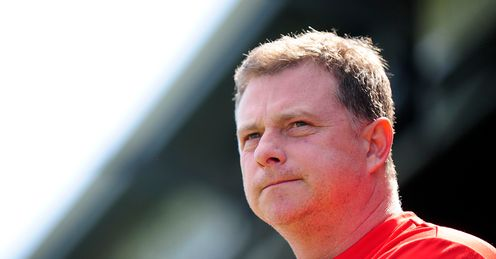 Robins pleased with run-out