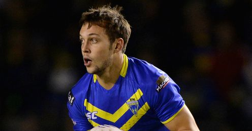 GARETH O'BRIEN WARRINGTON WOLVES