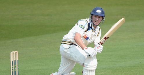 Gary Ballance: averaging 82.20 after five County Championship innings