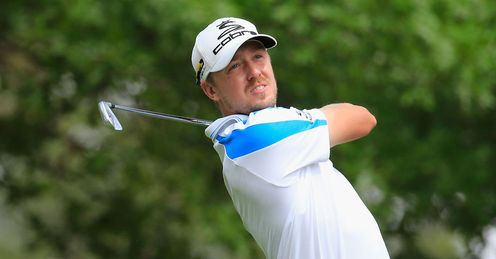 Blixt hopes for Ryder Cup debut