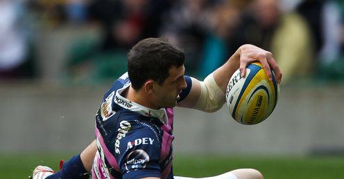 JONNY MAY GLOUCESTER RUGBY