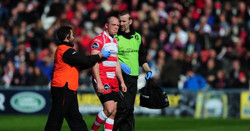 MIKE TINDALL GLOUCESTER