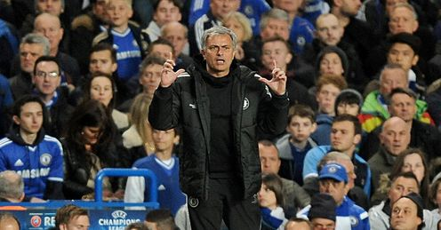 Mourinho: will learn his fate on Friday
