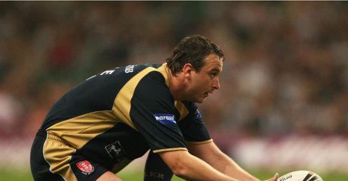 PAUL COOKE RUGBY LEAGUE DONCASTER