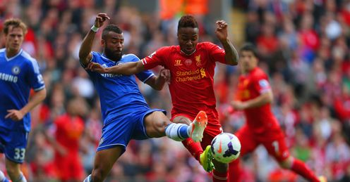 Ashley Cole: Could he pitch up at Anfield this summer?