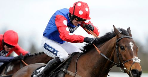 Rocky Creek: Can make his class count at Aintree