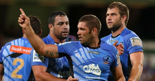 RUGBY RUGBY UNION WESTERN FORCE2