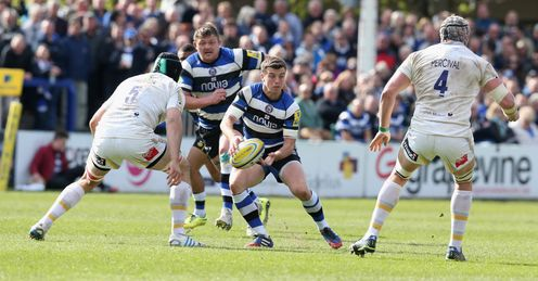 Rugby union George Ford Bath Aviva Premiership