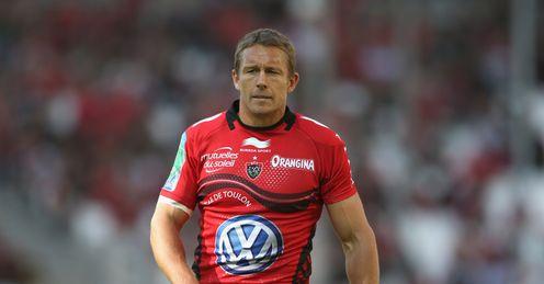 Rugby union Jonny Wilkinson Toulon Heineken Cup