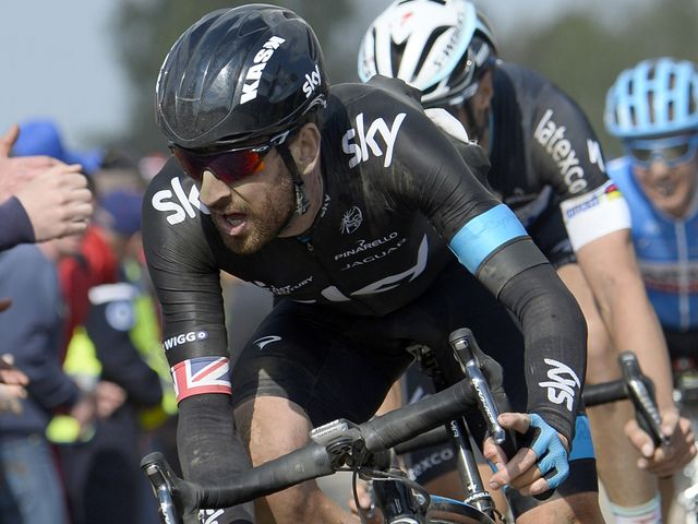 Wiggins: Rose to the occasion on road to Roubaix