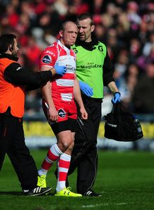 mike tindall gloucester concussion