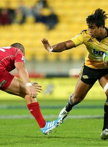 julian savea hurricanes reds