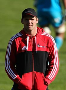 kieran read crusaders