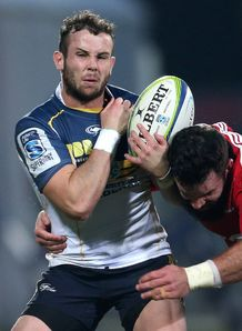 robbie coleman brumbies crusaders