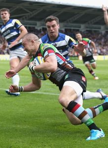mike brown bath harlequins