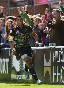 luther burrell northampton saints