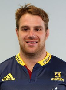 Brayden Mitchell of the Highlanders