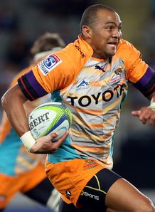 Cornal Hendricks Cheetahs v Blues SR 2014