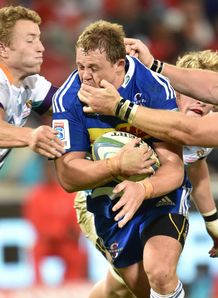 Deon Fourie Stormers v Cheetahs SR 2014