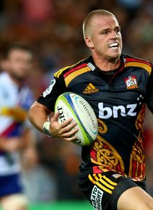 Gareth Anscombe Chiefs v Stormers SR 2014