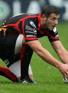 Jason Tovey Newport Gwent Dragons 2014 3139311 Amos scores two in Dragons win