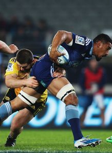 Jerome Kaino Blues v Hurricanes 2014