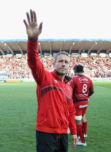 Jonny Wilkinson Toulon v Leinster HEC 2014