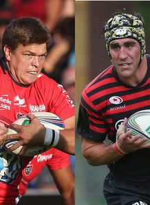 Juan Smith v Kelly Brown toulon saracens