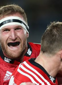 Kieran Read Crusaders SR 2014