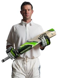 Win signed Ricky Ponting gear