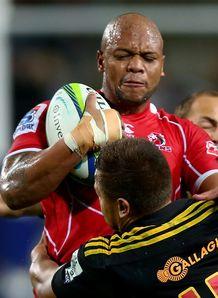 Lionel Mapoe Lions v Chiefs SR 2014