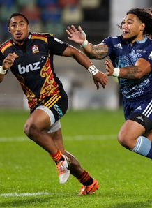 Ma a Nonu Blues v Chiefs SR 2014