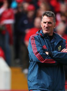 rob penney munster