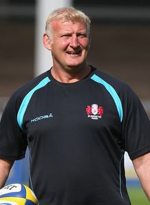 Paul Moriarty defence coach of Gloucester