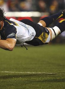 Sam Carter Brumbies v Sharks SR 2014