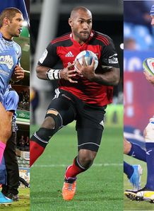 Super Rugby team of the week 15 2014